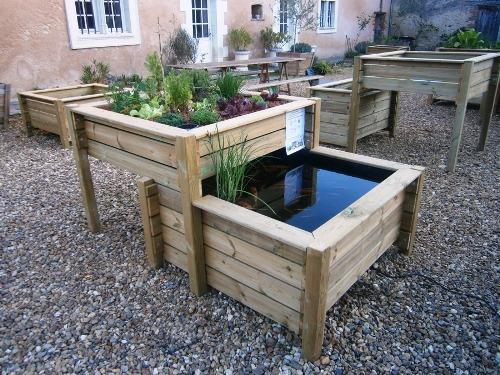 Bassins de jardin baignade naturelle pisciculture for Bac a poisson jardin